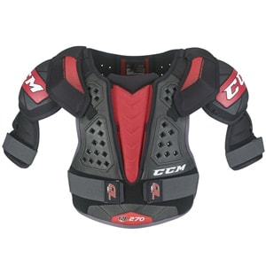 CCM Quicklite 270 JR Shoulder Pads