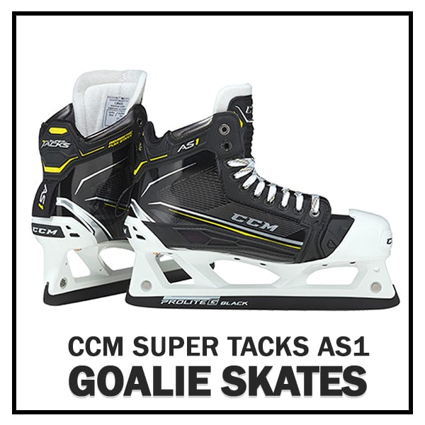 CCM Super Tacks AS1 Goalie Skates