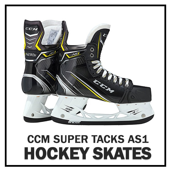 CCM Super Tacks AS1 Hockey Skates