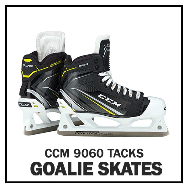 CCM 9060 Tacks Goalie Skates