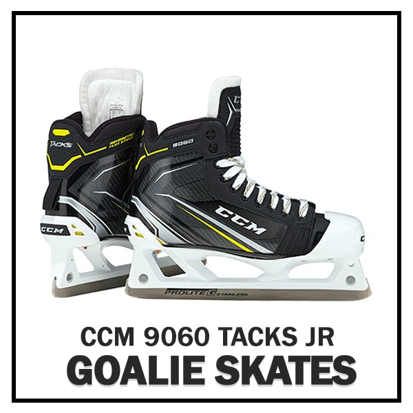 CCM 9060 Tacks Junior Goalie Skates