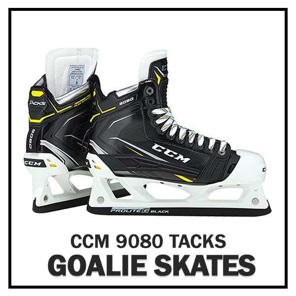 CCM 9080 Tacks Goalie Skates