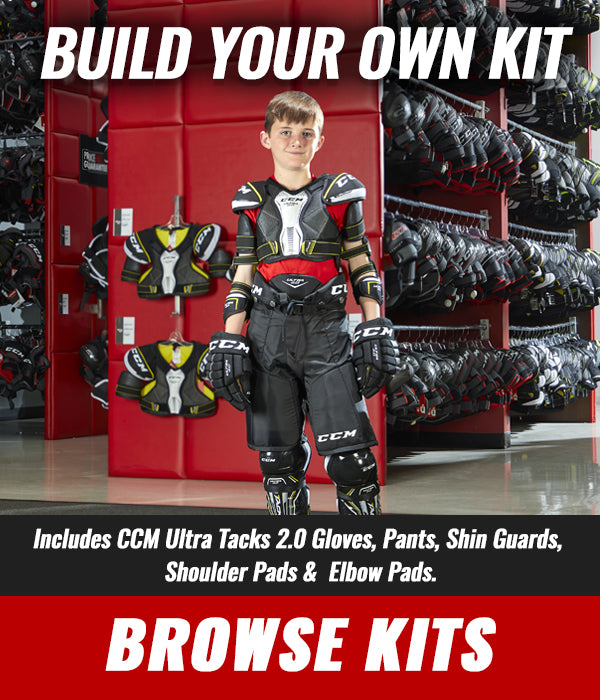 CCM Ultra Tacks 2.0 Hockey Equipment Kit