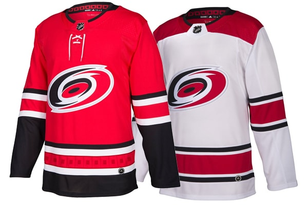 Carolina Hurricanes Adidas Jerseys