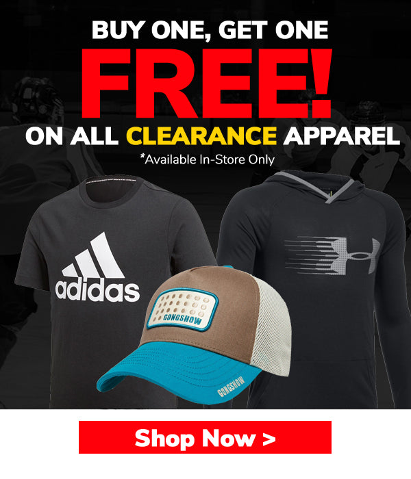 Buy One Get One Free Clearance Appare