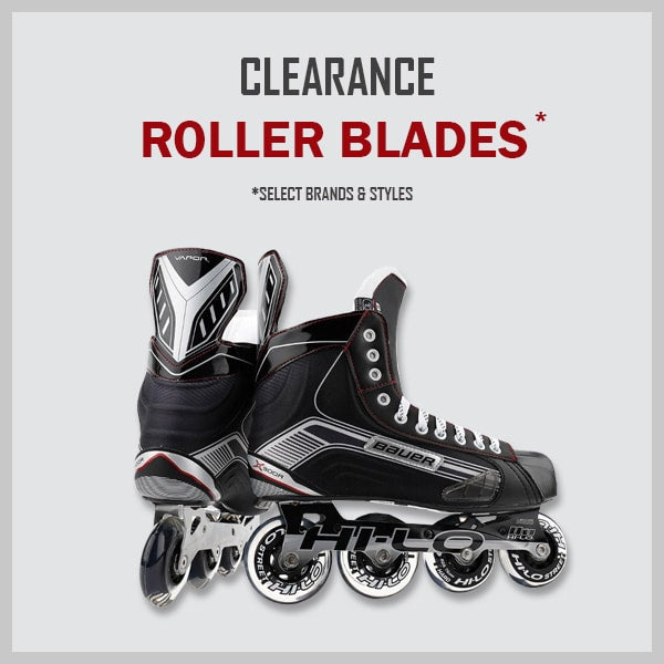 Clearance Roller Blades