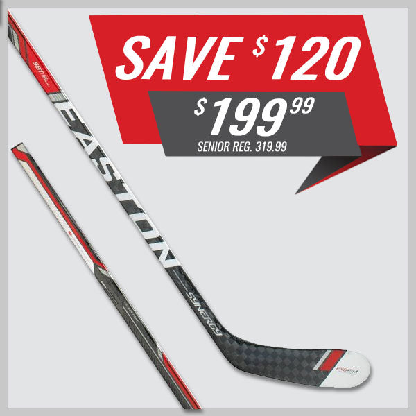 Easton Synergy GX SR Sticks