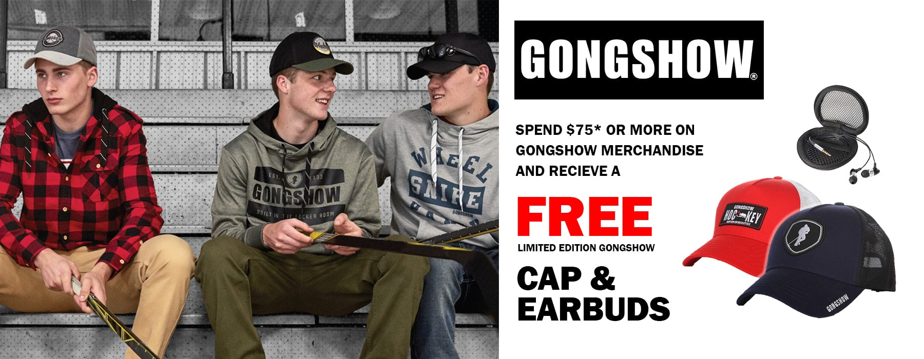 Gongshow Hockey Apparel
