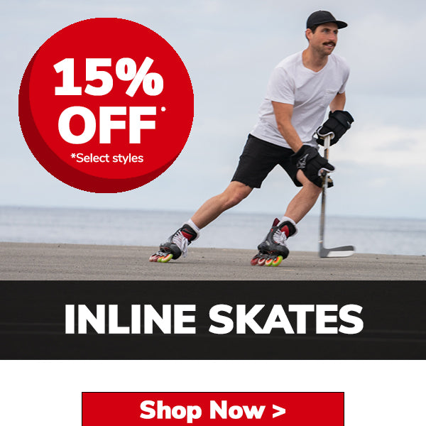 Black Friday 20% Off Inline Skates
