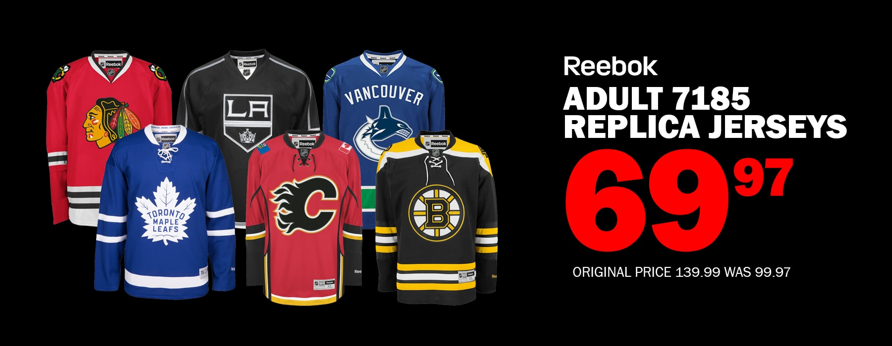 Reebok 7185 Replica Jerseys