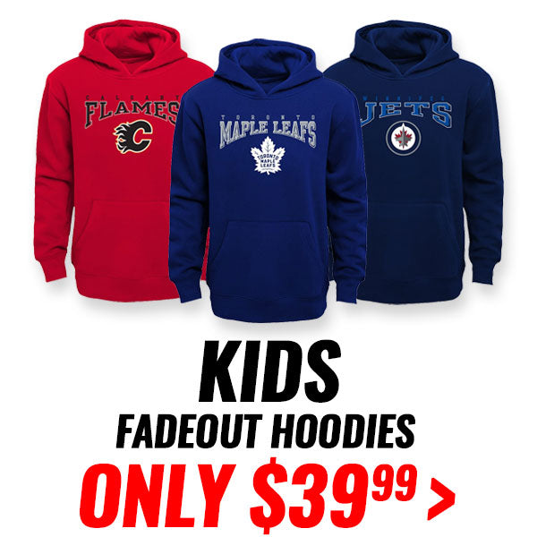 KID'S NHL FADEOUT HOODIES