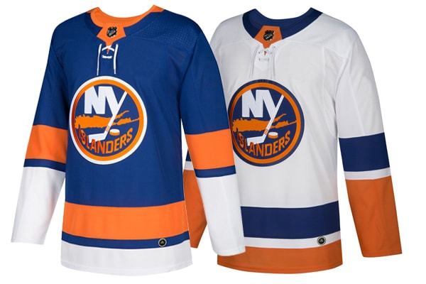New York Islanders Adidas Jerseys