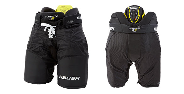 Bauer Supreme 2S Protective Equipment