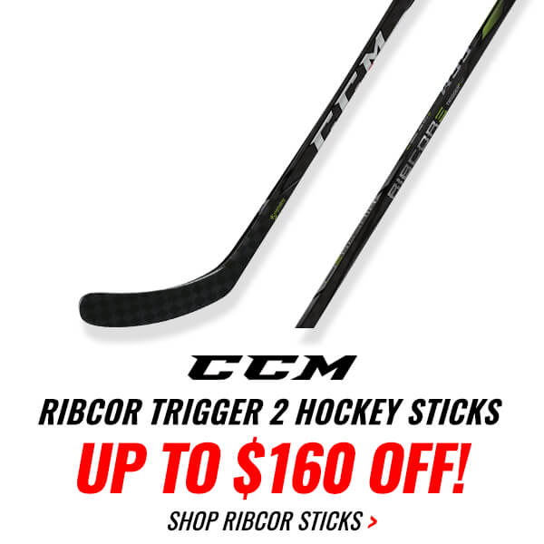 CCM Ribcor Trigger 2 Hockey Sticks