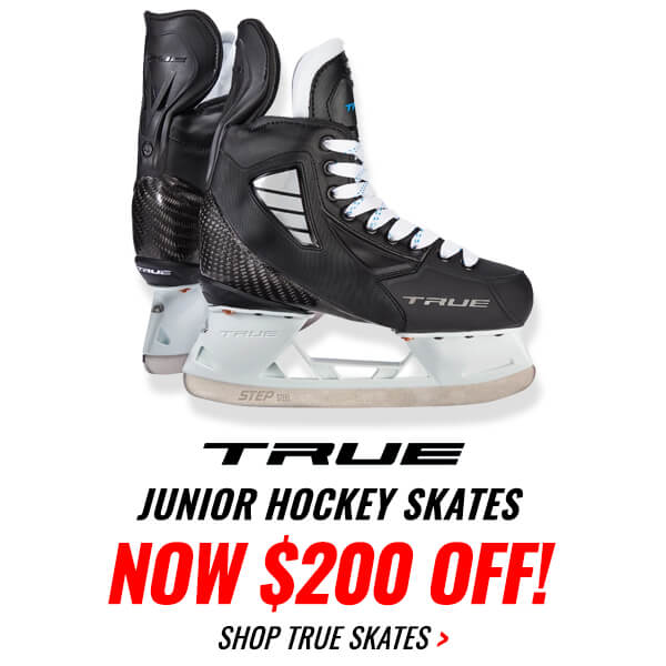 TRUE JR HOCKEY SKATES