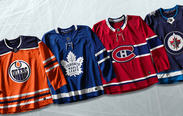 Shop Official NHL Team Jerseys