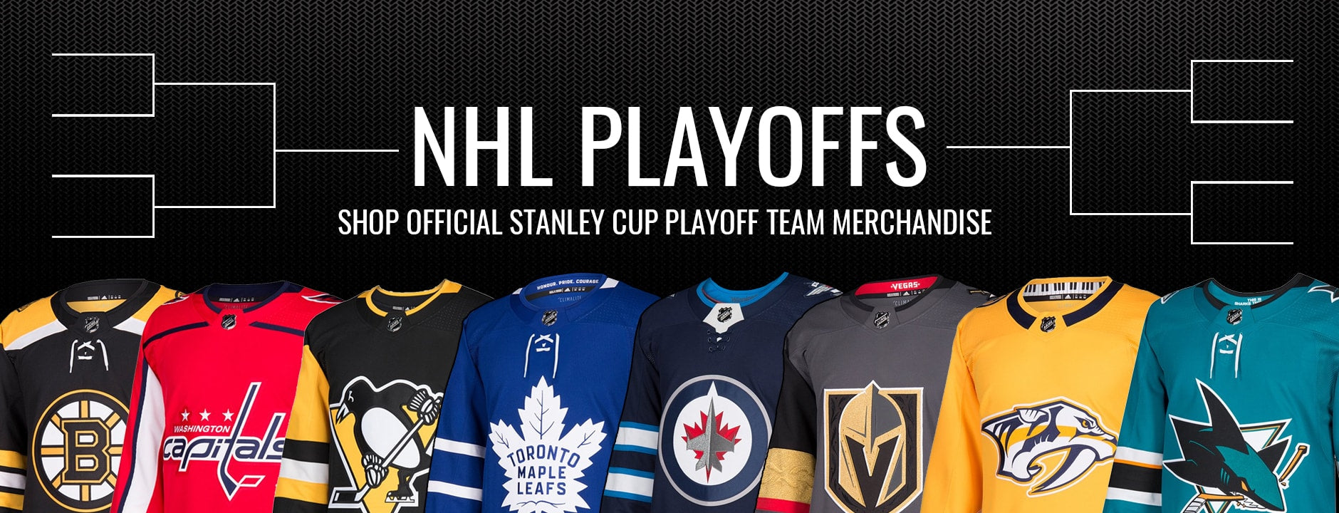 bc322d7c Pro Hockey Life is the #1 destination for the 2019 Stanley Cup Playoffs.  Shop Jerseys, Hats, Clothing, Merchandise and Memorabilia from all 16 NHL  teams in ...