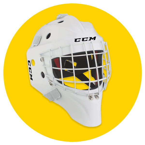 CLEARANCE GOALIE MASKS