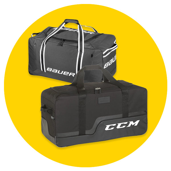CLEARANCE HOCKEY BAGS