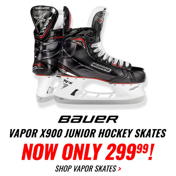 Bauer Vapor X900 Gen 2 Junior Hockey Skates