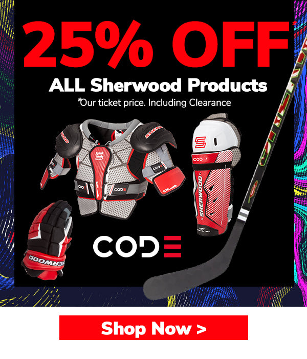 Take 25% OFF Sherwood Products