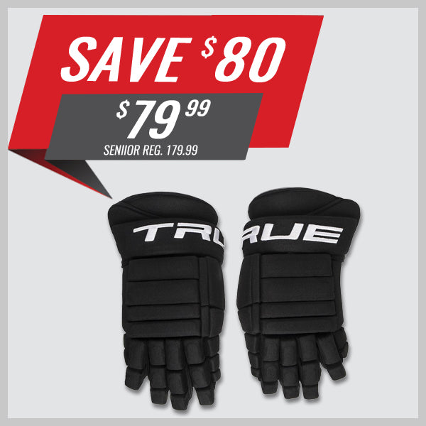 True A6.0 SBP SR Gloves