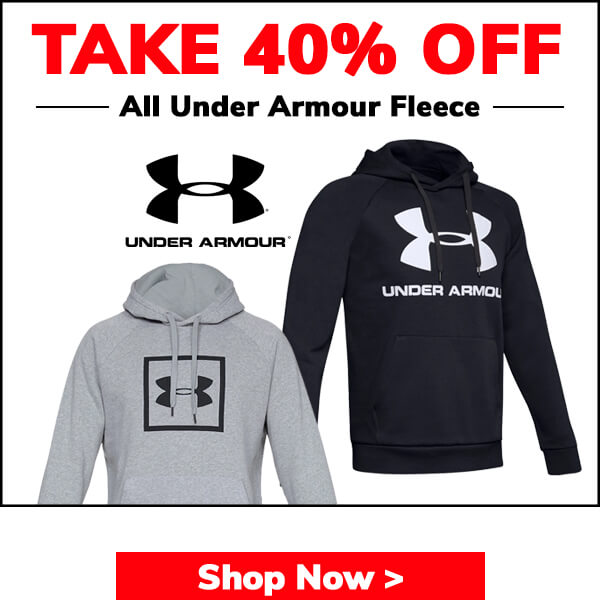 Under Armour Rival Fleece Hoodies & Joggers