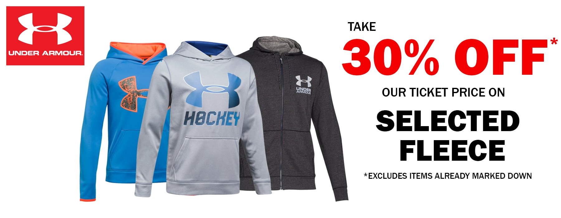 Under Armour Selected Fleece