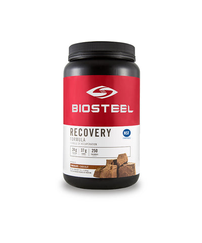 BIOSTEEL ADVANCED RECOVERY FORMULA CHOCOLATE