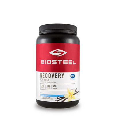 BIOSTEEL ADVANCED RECOVERY FORMULA VANILLA