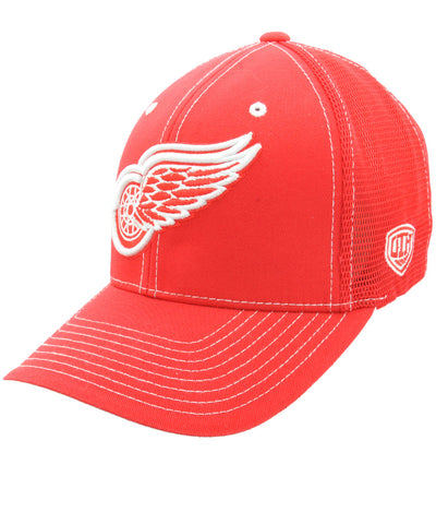 OLD TIME HOCKEY FRANCHISE DETROIT RED WINGS JR CAP
