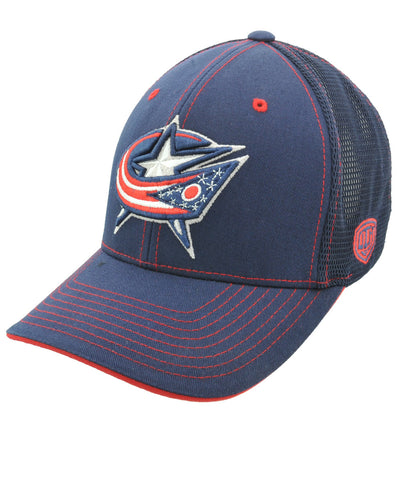 OLD TIME HOCKEY FRANCHISE COLUMBUS BLUE JACKETS JR CAP