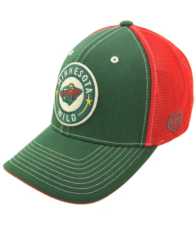 OLD TIME HOCKEY FRANCHISE MINNESOTA WILD JR CAP