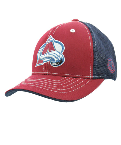 OLD TIME HOCKEY FRANCHISE COLORADO AVALANCHE JR CAP