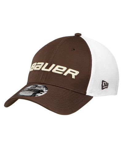 BAUER 39THIRTY MESH BACK SR CAP BROWN