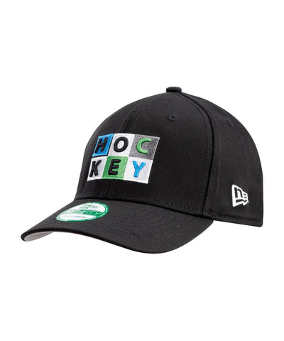 BAUER NEW ERA HOCKEY PUZZLE 39THIRTY JR CAP