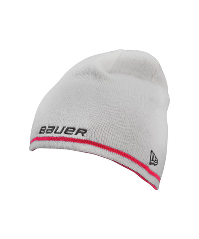 BAUER SPORT NEW ERA KNIT MEN'S BEANIE