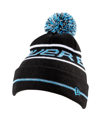 BAUER NEW ERA POM POM KNIT JR TOQUE