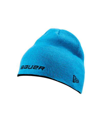 BAUER NEW ERA REVERSIBLE KNIT JR BEANIE