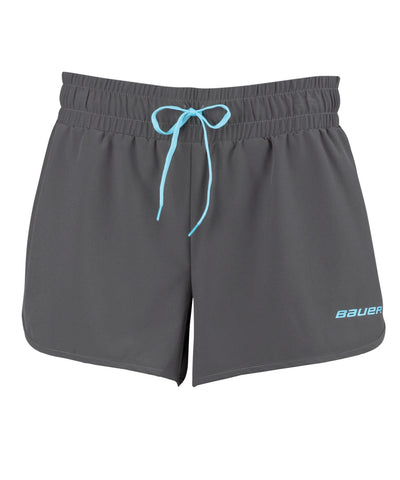 BAUER NG WOMEN?S TRAINING 2 IN 1 SR SHORT