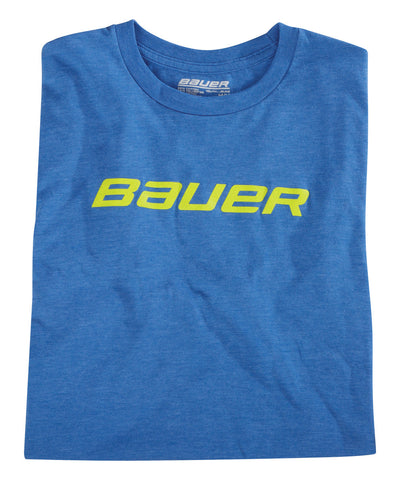 BAUER BASIC SS JR T-SHIRT