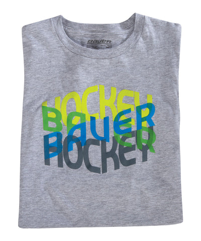 BAUER HOCKEY REPEAT SS JR T-SHIRT