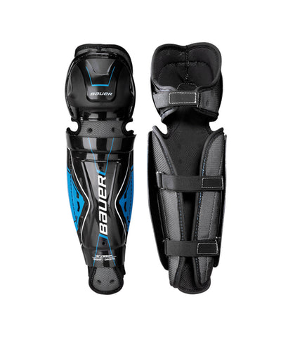 BAUER PRO BALL HOCKEY SR SHIN GUARD