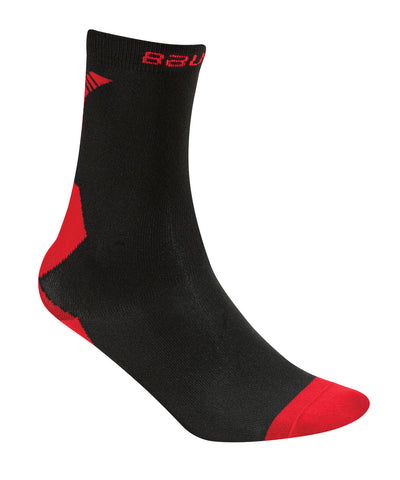 BAUER CORE PERFORMANCE SR SKATE SOCK SHORT