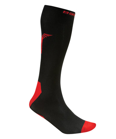 BAUER CORE PERFORMANCE SR SKATE SOCK TALL