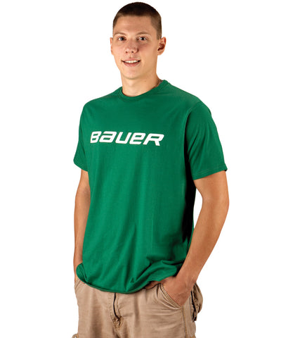 BAUER CORE KIDS SHORT SLEEVE T-SHIRT
