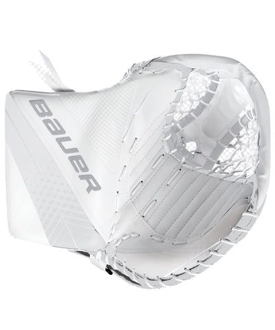 BAUER VAPOR 1X INTERMEDIATE GOALIE CATCHER