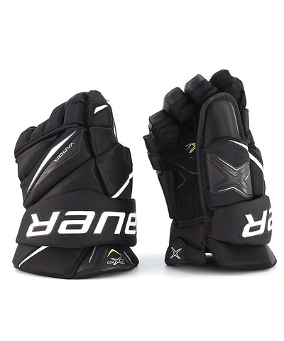 BAUER VAPOR 2X PRO JUNIOR HOCKEY GLOVES