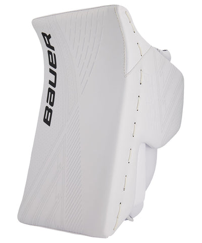 BAUER SUPREME ULTRA SONIC SENIOR GOALIE BLOCKER