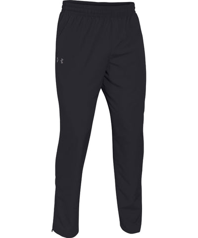 UNDER ARMOUR MEN'S VITAL WOVEN PANTS - BLACK